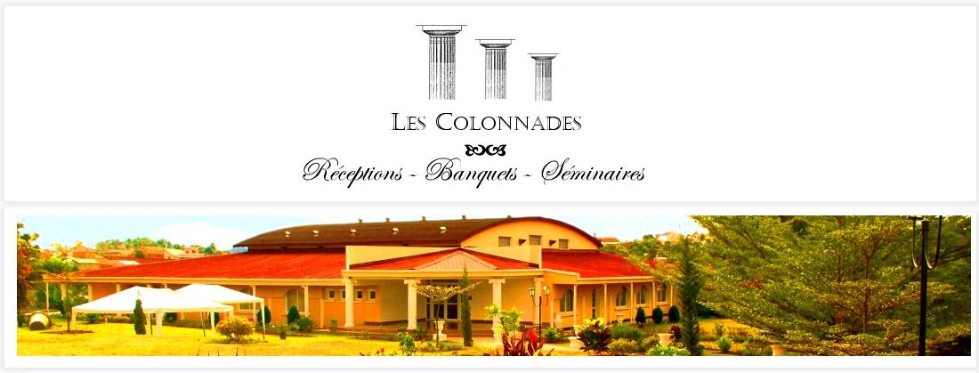 Espace Les Colonnades – Salle de réception – Salle de mariage – Domaine – Antananarivo