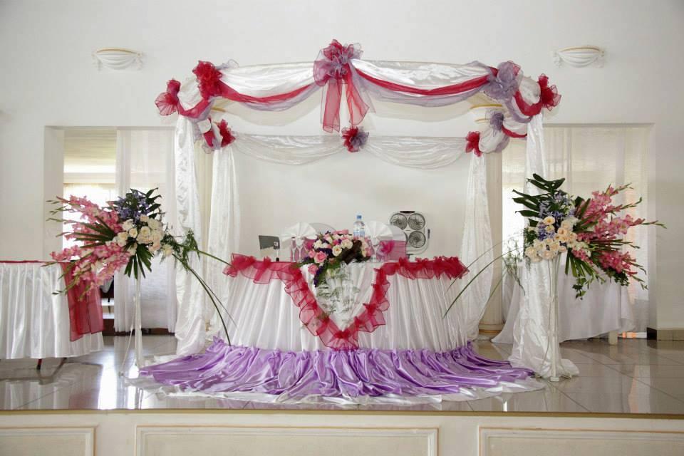 Decorations De Table De Marie