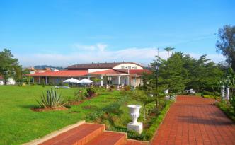 Les Colonnades salle séminaire conférence madagascar
