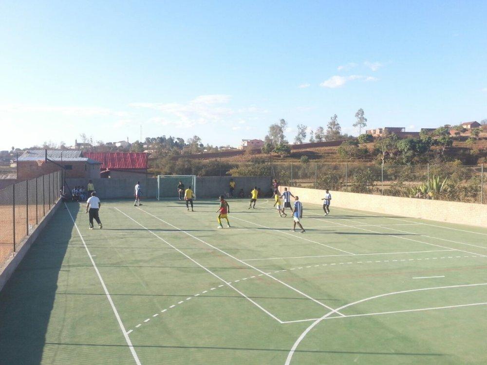 terrain de basket antananarivo