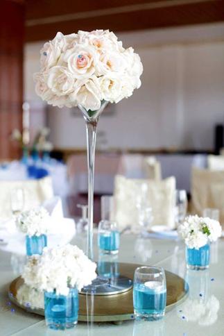 centre-de-table-mariage-décoration