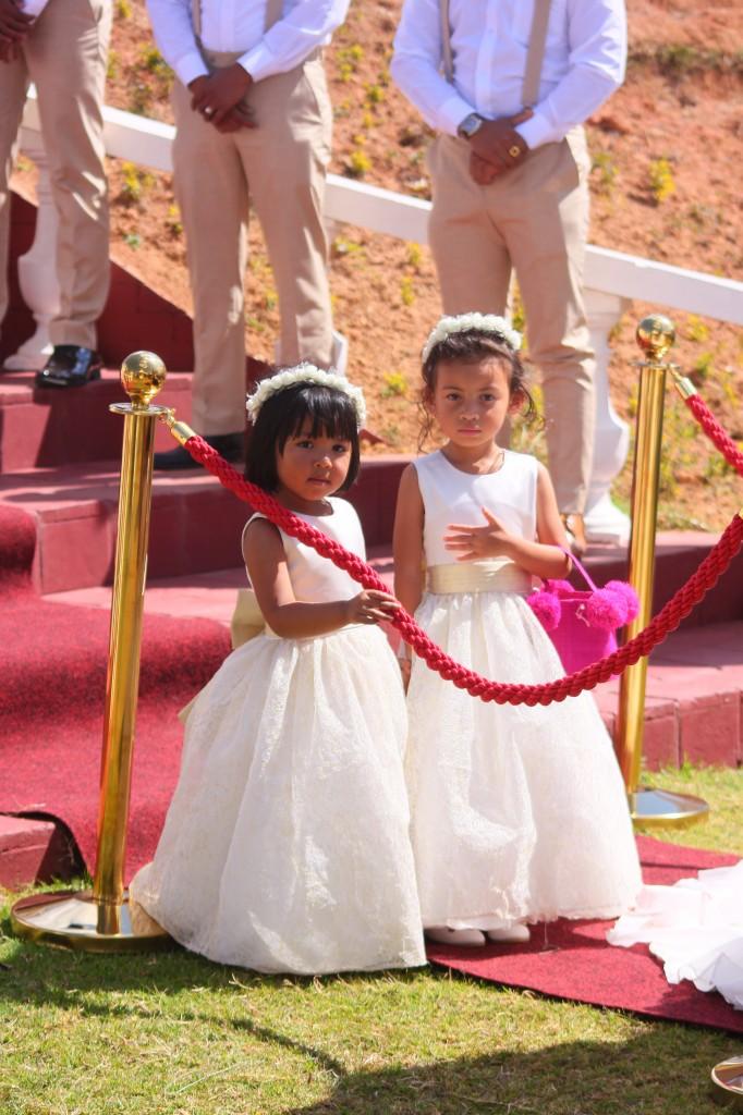 demoiselles d'honneurs-mariage