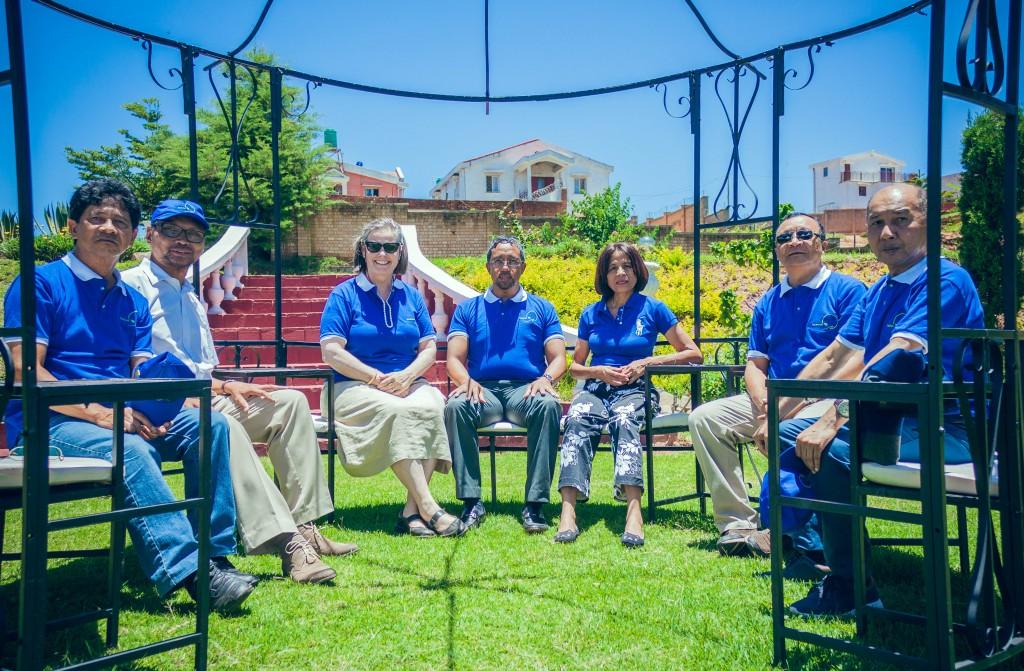 ONG-Tany-Meva-Madagascar-membres du bureau