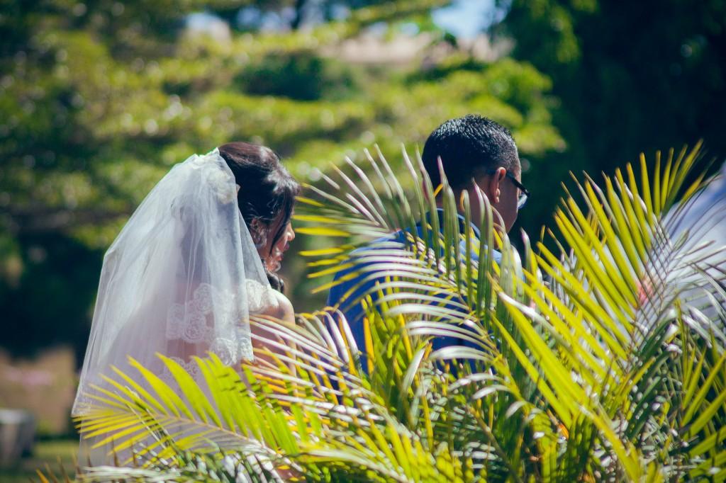 arrivée-mariés-colonnades-andry&hoby
