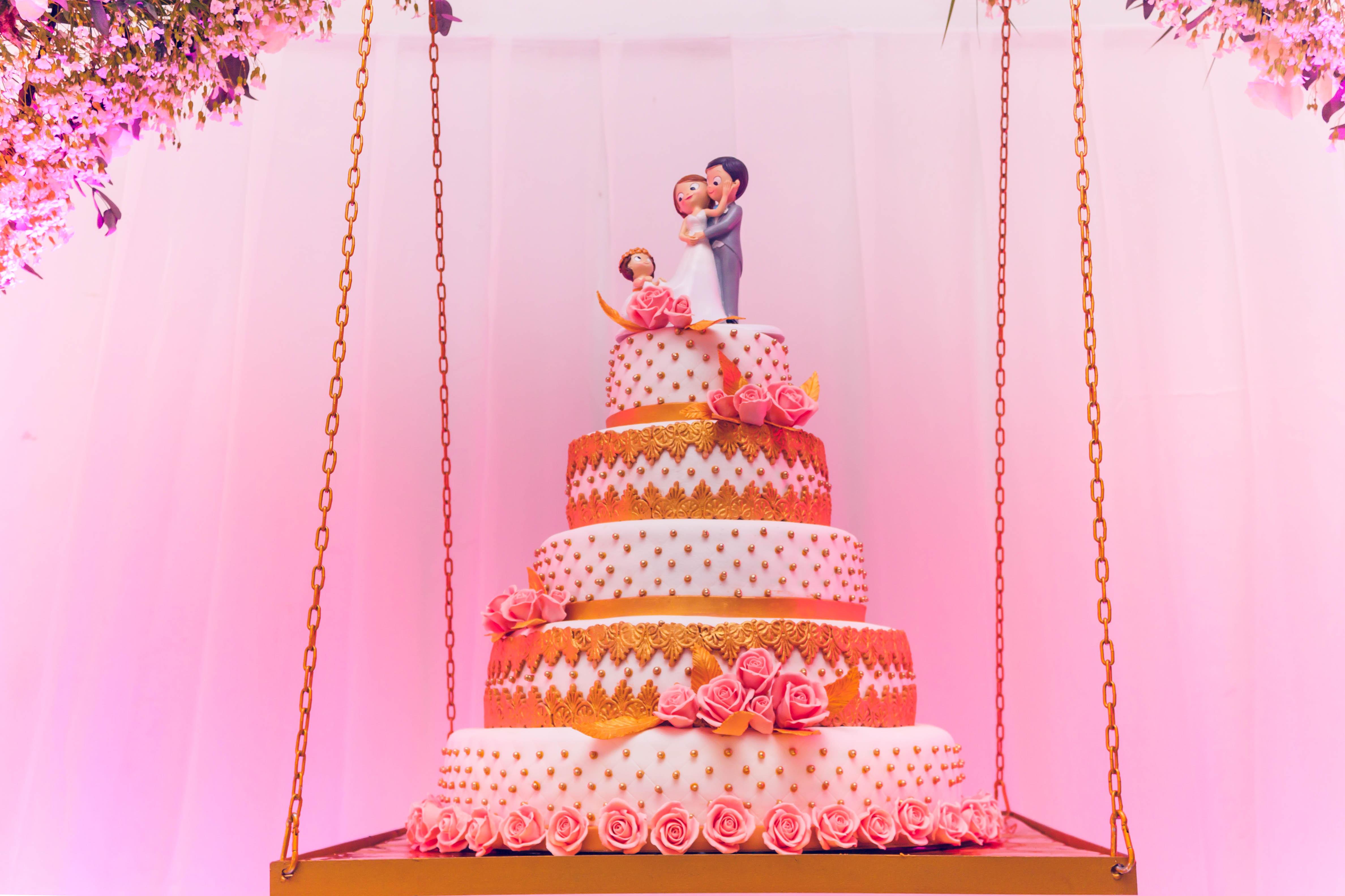 Le Gâteau De Mariage Une Histoire Qui Ne Date Pas Dhier