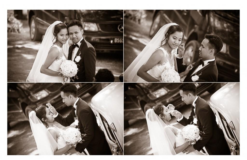 Mariage Sitraka&Hoby espace colonnades-mariés