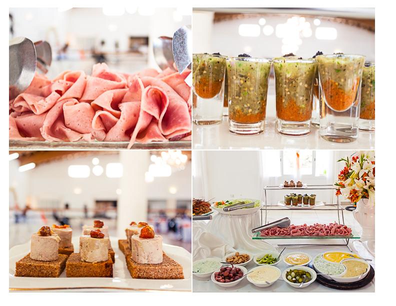Mariage Maurice & Aina-buffet-salle-de-reception-Colonnades