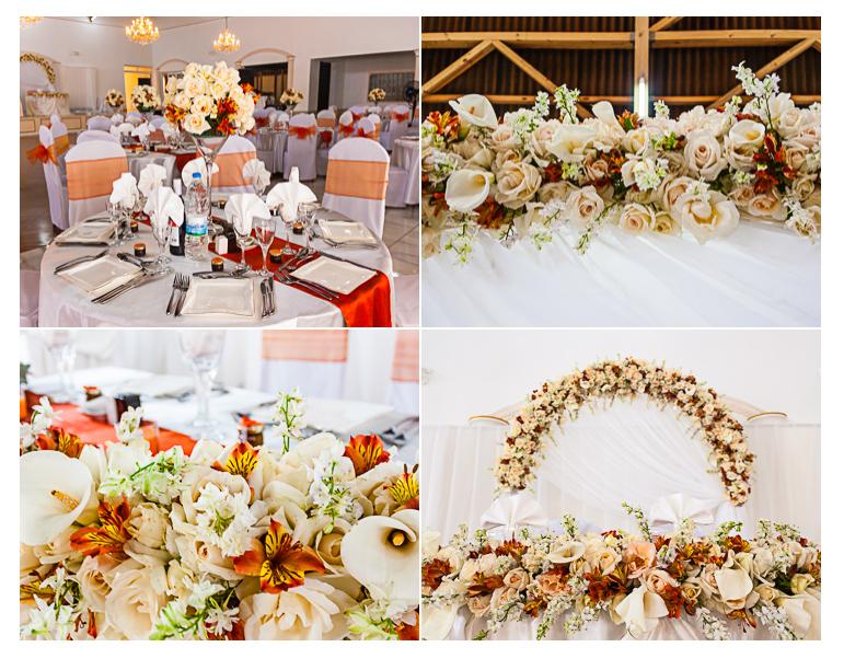 Mariage Maurice & Aina-décoration-fleurs-espace Colonnades