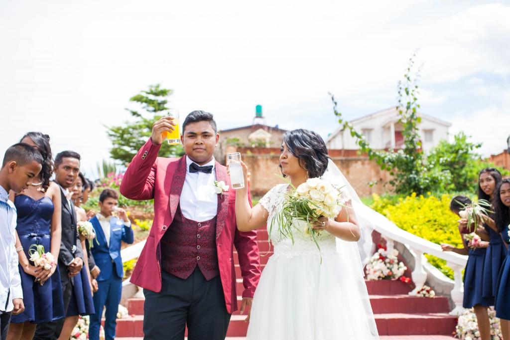 photographe professionnel photosary mariage salle de reception Antananarivo