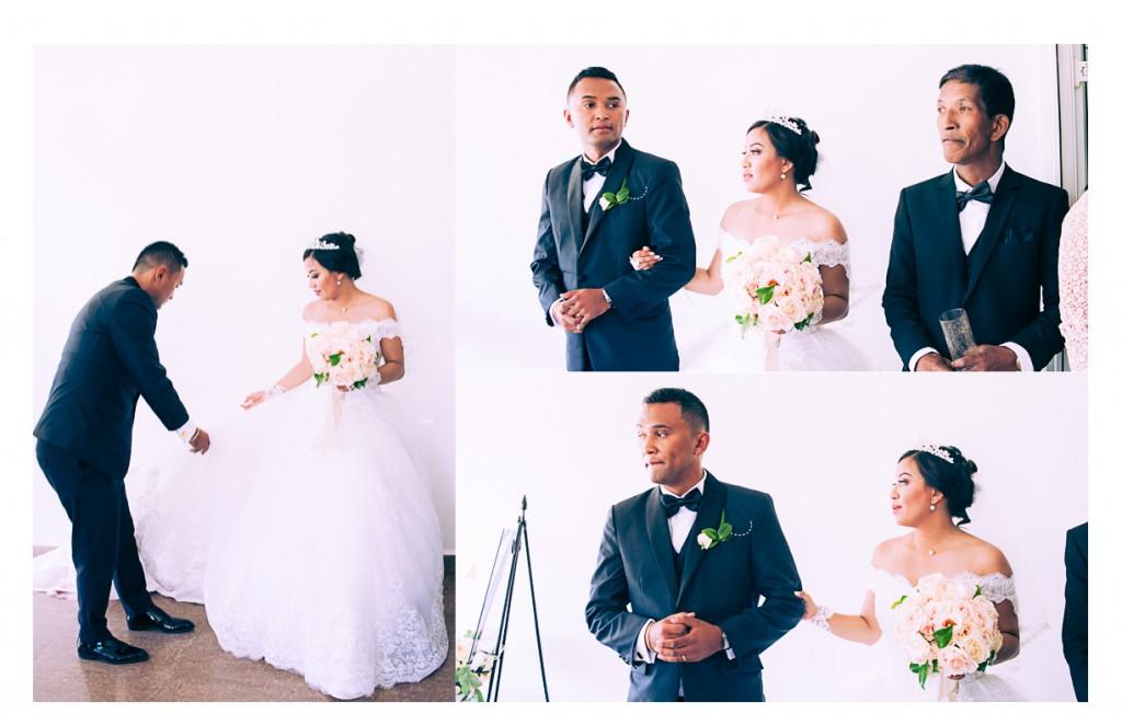 arrivée-mariés-entrée-salle-mariage-luck-lanto