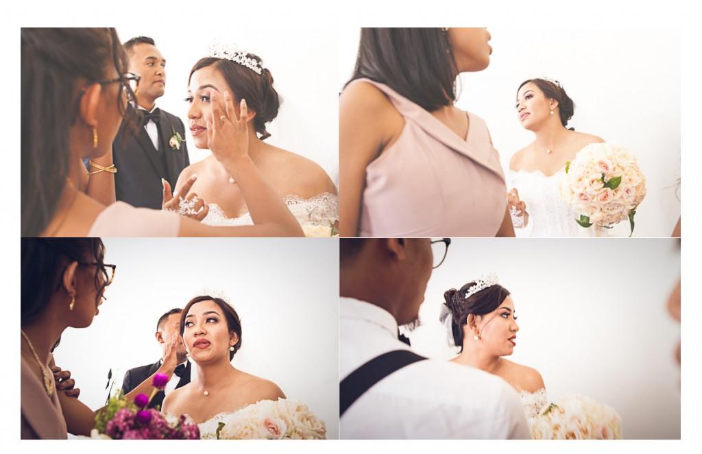 arrivée-mariés-entrée-salle-mariage-luck-lanto-Colonnades