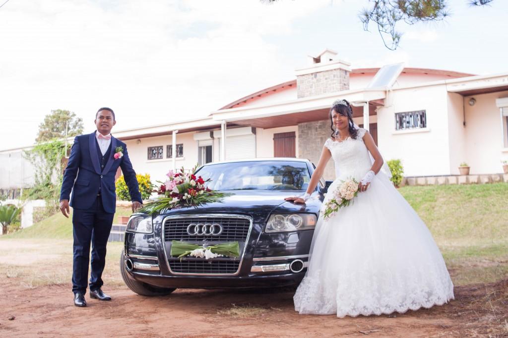 mariage espace colonnades Antananarivo