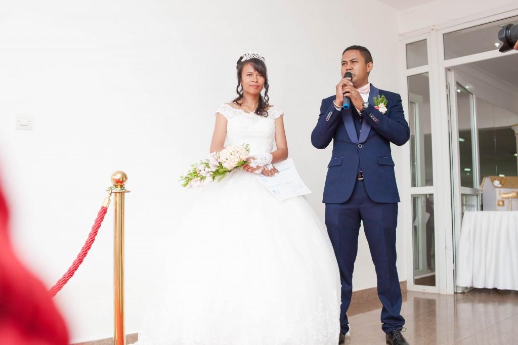 Mariage domaine Colonades Antananrivo