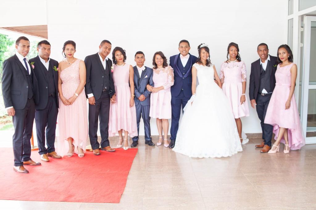 Mariage Anananarivo Colonnades