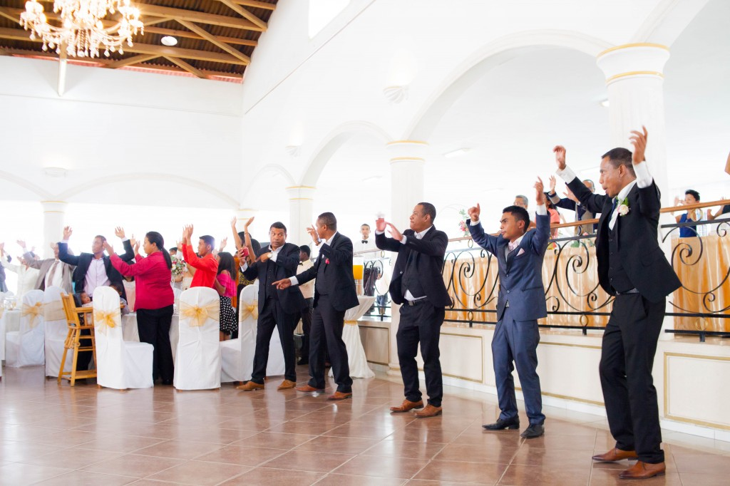 garçon d'honneur mariage Antananarivo