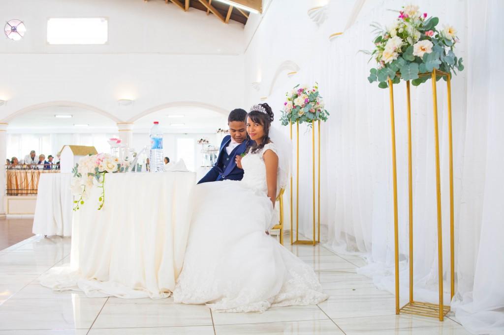 Tsilavo Mbolatiana mariage Colonnades Antananarivo