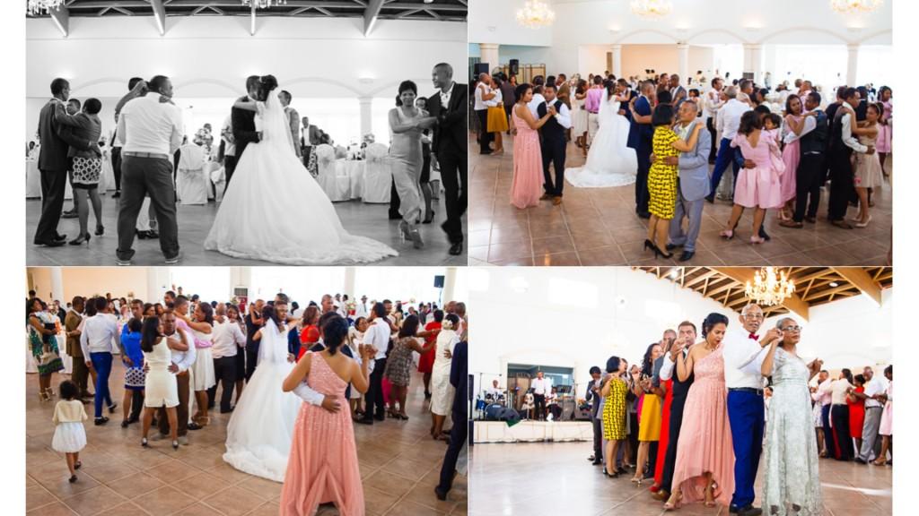 mariage ambiance Colonnades Antananarivo