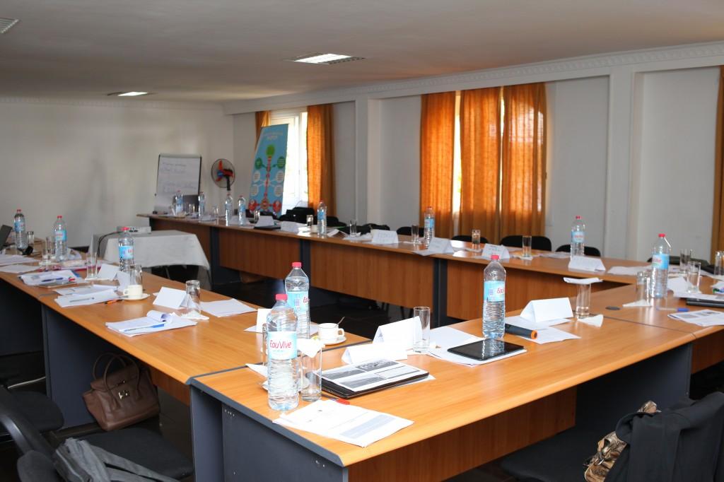 salle de séminaire Antananarivo