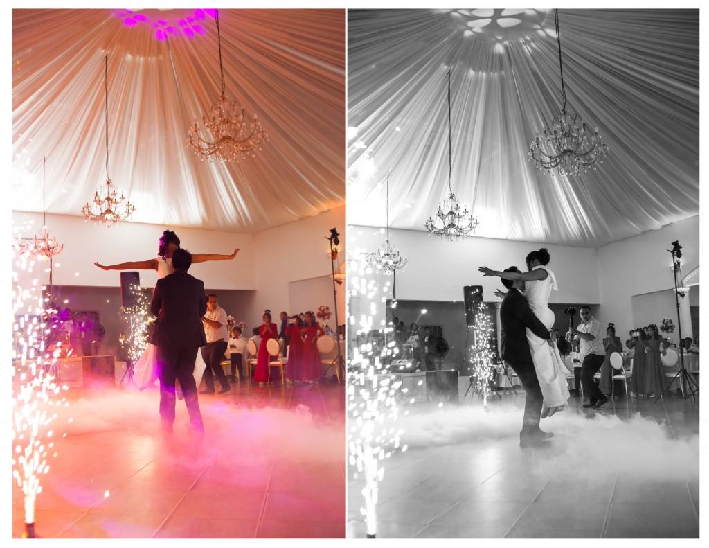 danse ouverture mariés espace Colonnades Antananarivo Tojo&miora