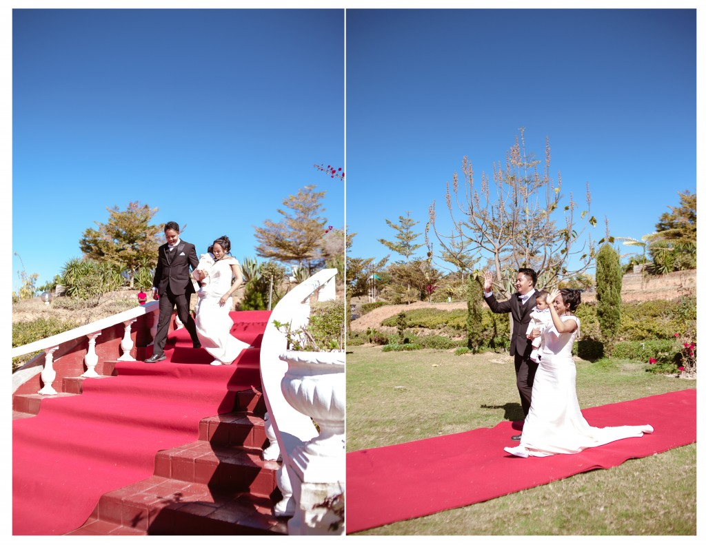 mariés espace Colonnades Antananarivo Tojo&miora