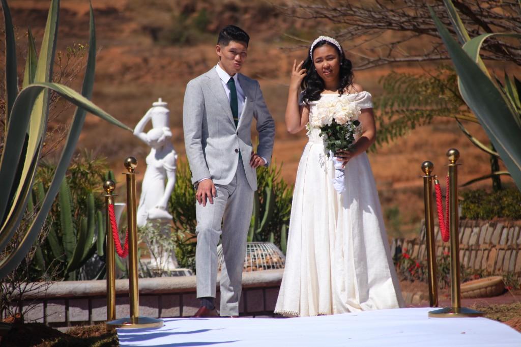 Mariage domaine Antananarivo photosary