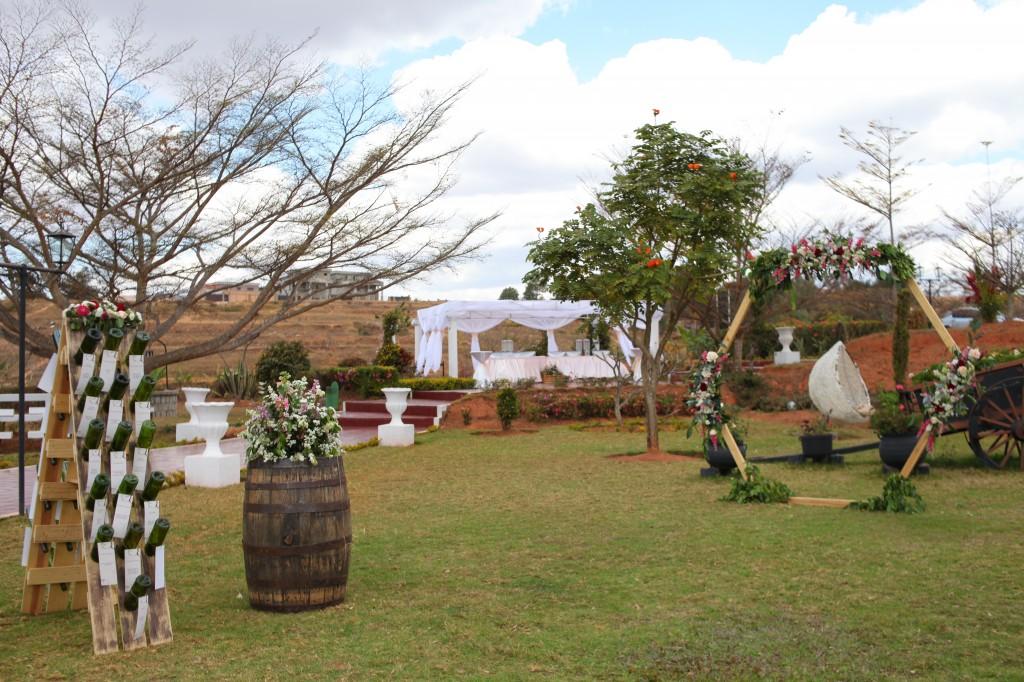Salle de réception Antananarivo