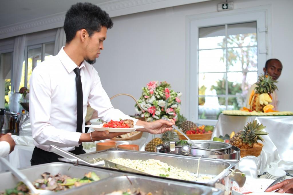 buffet mariage Antananarivo