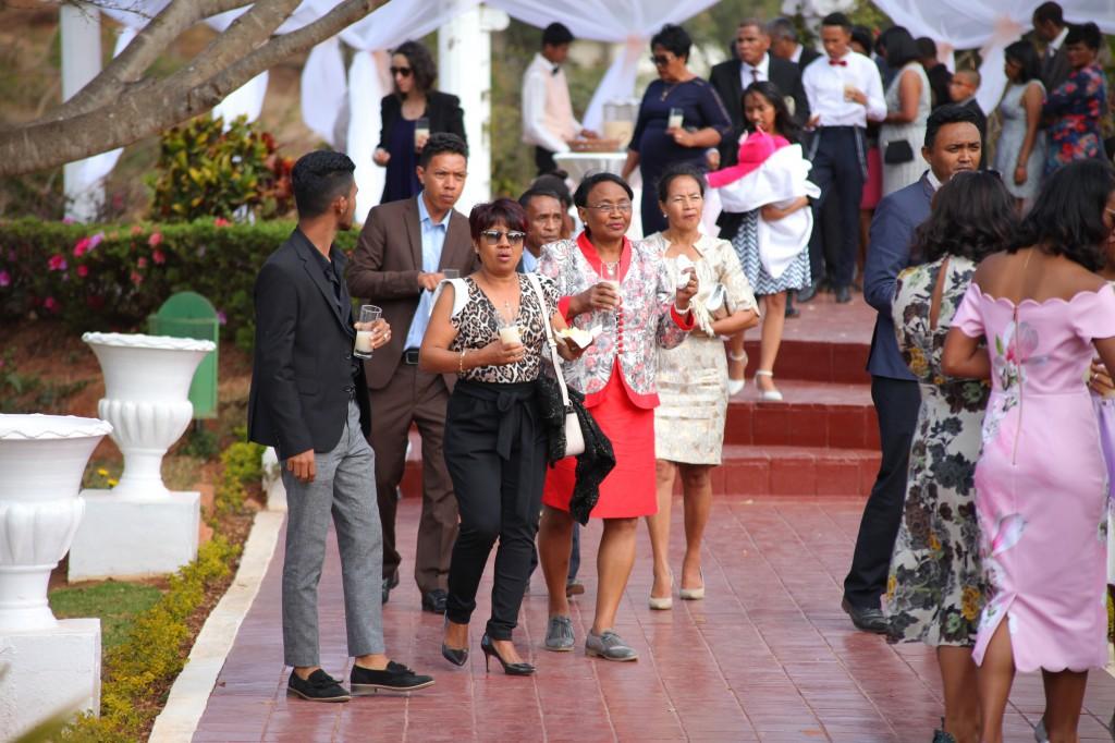 Salle de mariage reception Tanà