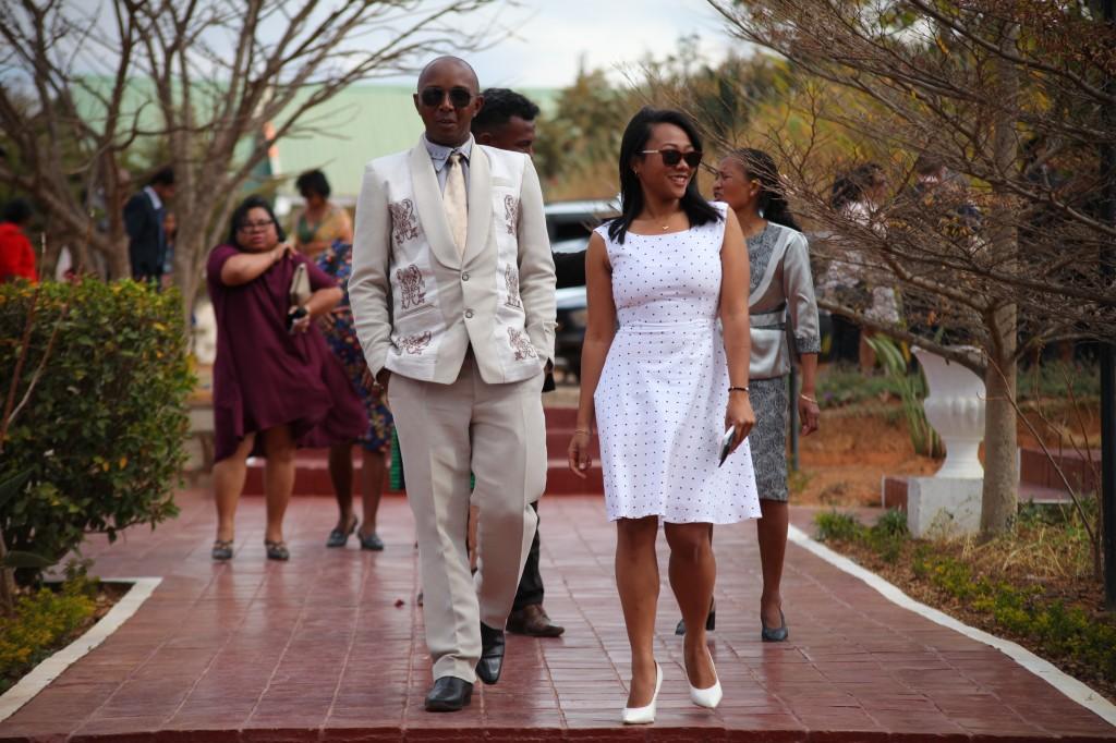 Salle de mariage domaine Tanà