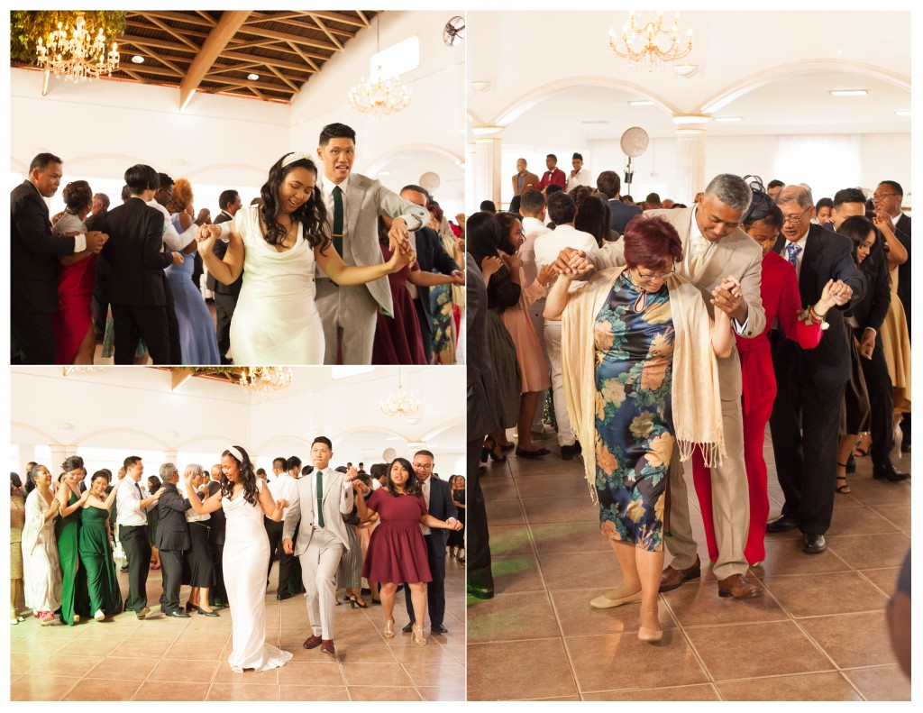 mariage Antananarivo espace