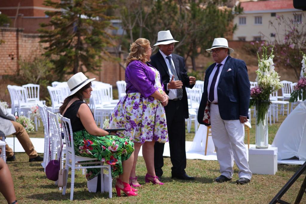espace réception mariage Antananarivo photosary