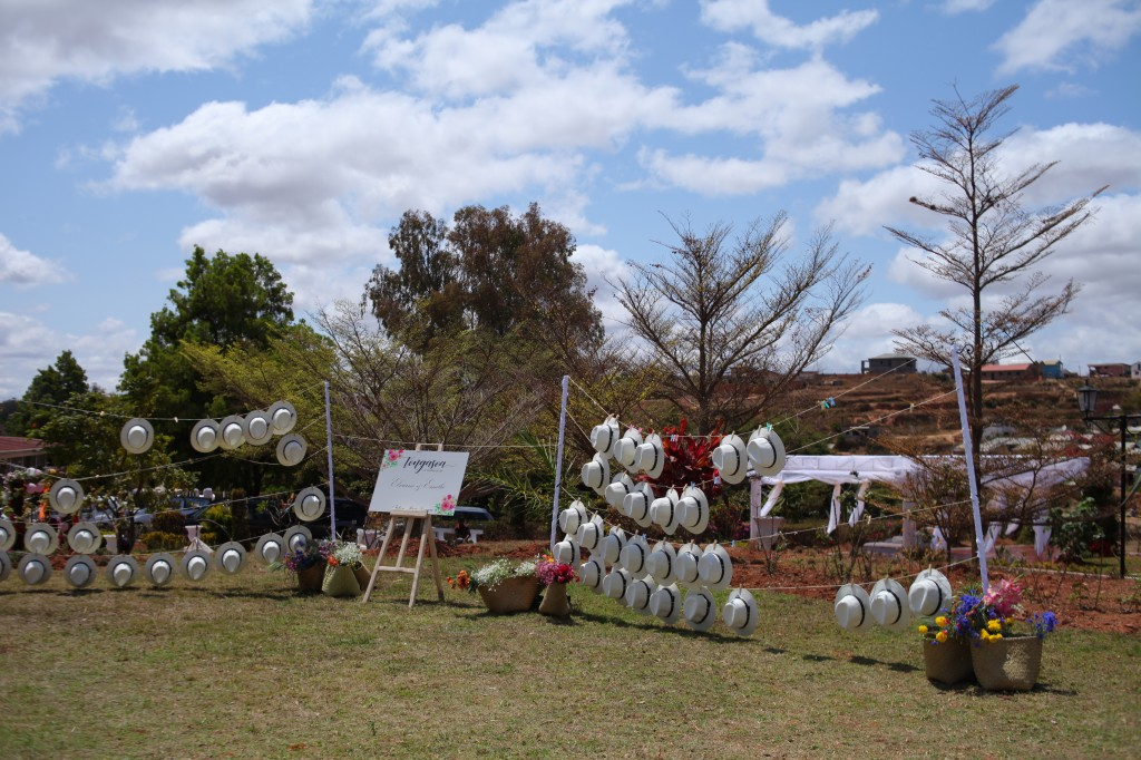 espace réception mariage Antananarivo