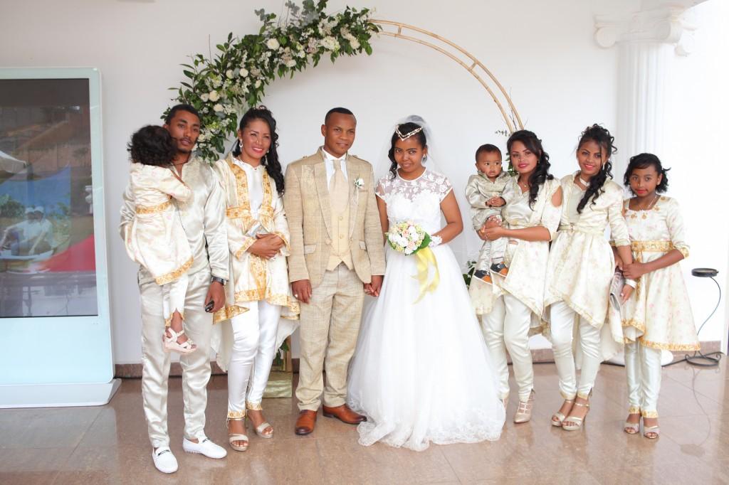 Mariage réception Antananarivo