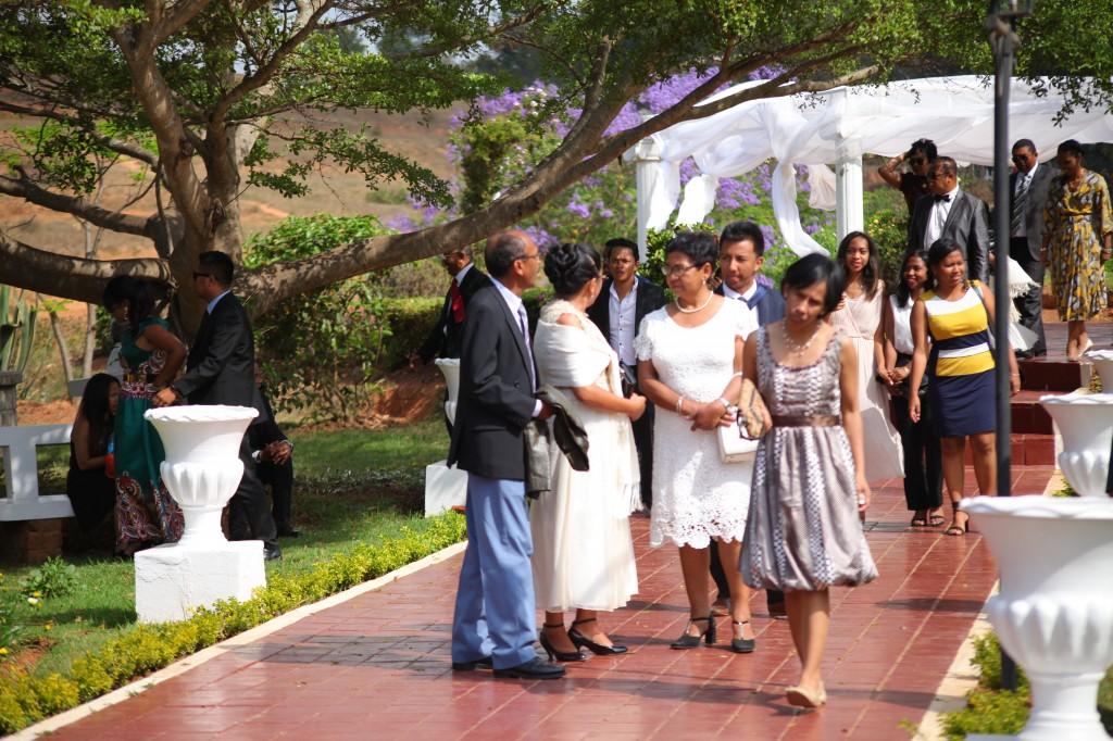 salle de réception mariage Tanà