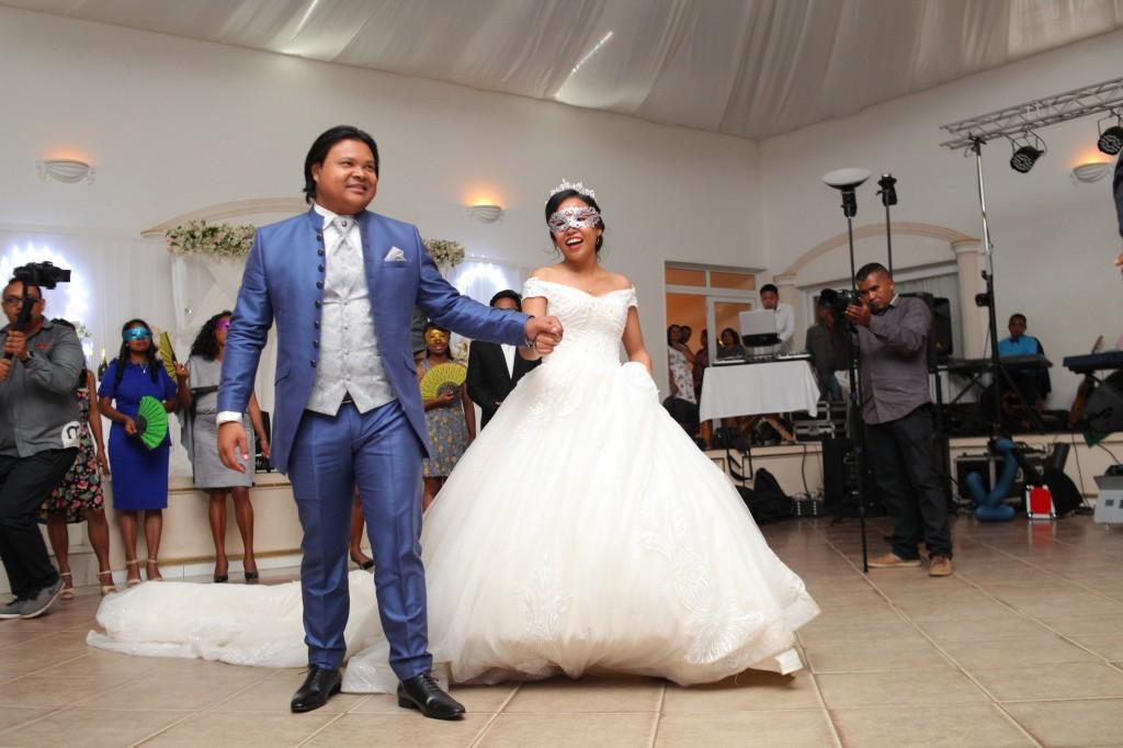 Entrée salle ambiance mariés Tafita & Diary (5)