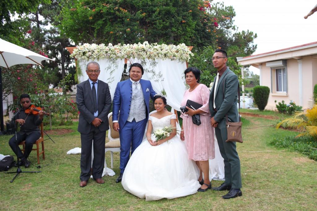 mariage salle de réception Antananarivo photographe photosary