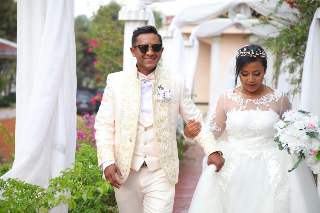 mariage Antananarivo salle de réception photosary
