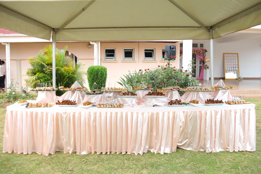mariage Antananarivo salle de réception