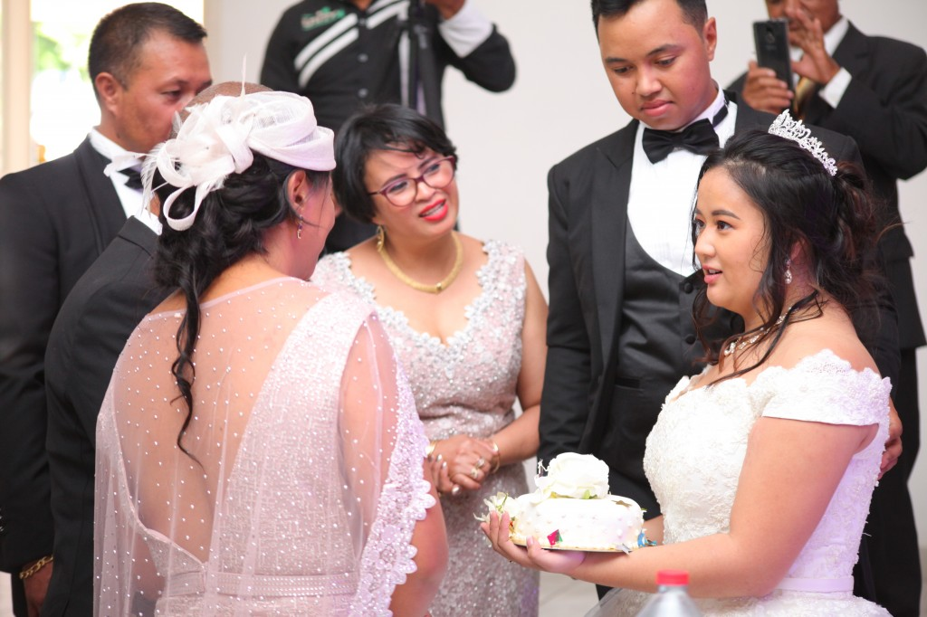 cérémonie gateau récéption mariage Colonnades Mamitiana & Tatiana (10)