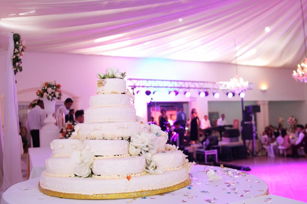 cérémonie gateau récéption mariage Colonnades Mamitiana & Tatiana (12)