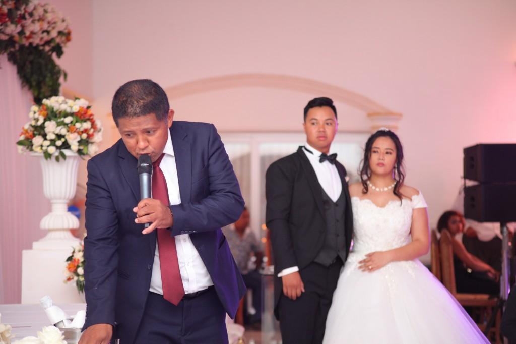 cérémonie gateau récéption mariage Colonnades Mamitiana & Tatiana (2)