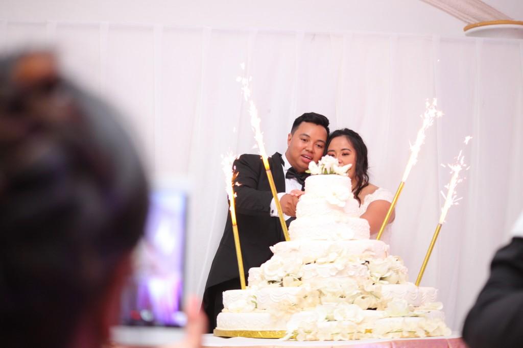 cérémonie gateau récéption mariage Colonnades Mamitiana & Tatiana (5)