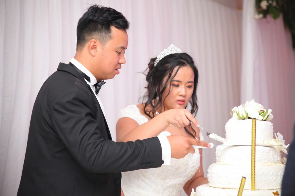 cérémonie gateau récéption mariage Colonnades Mamitiana & Tatiana (7)