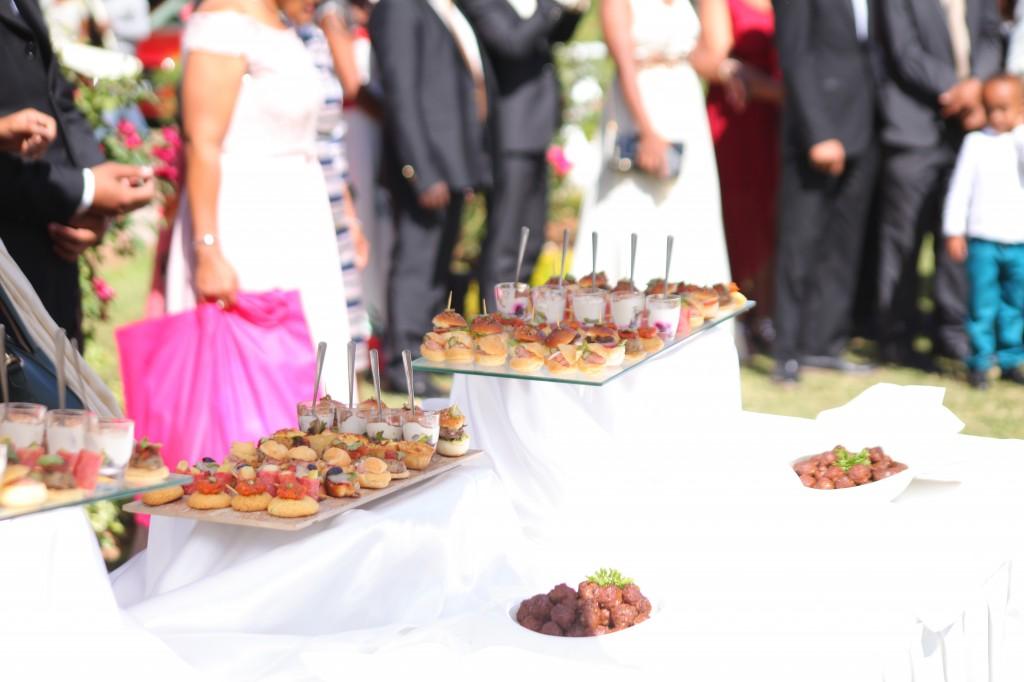 cocktail de bienvenue mariage Colonnades Mamitiana & Tatiana (2)