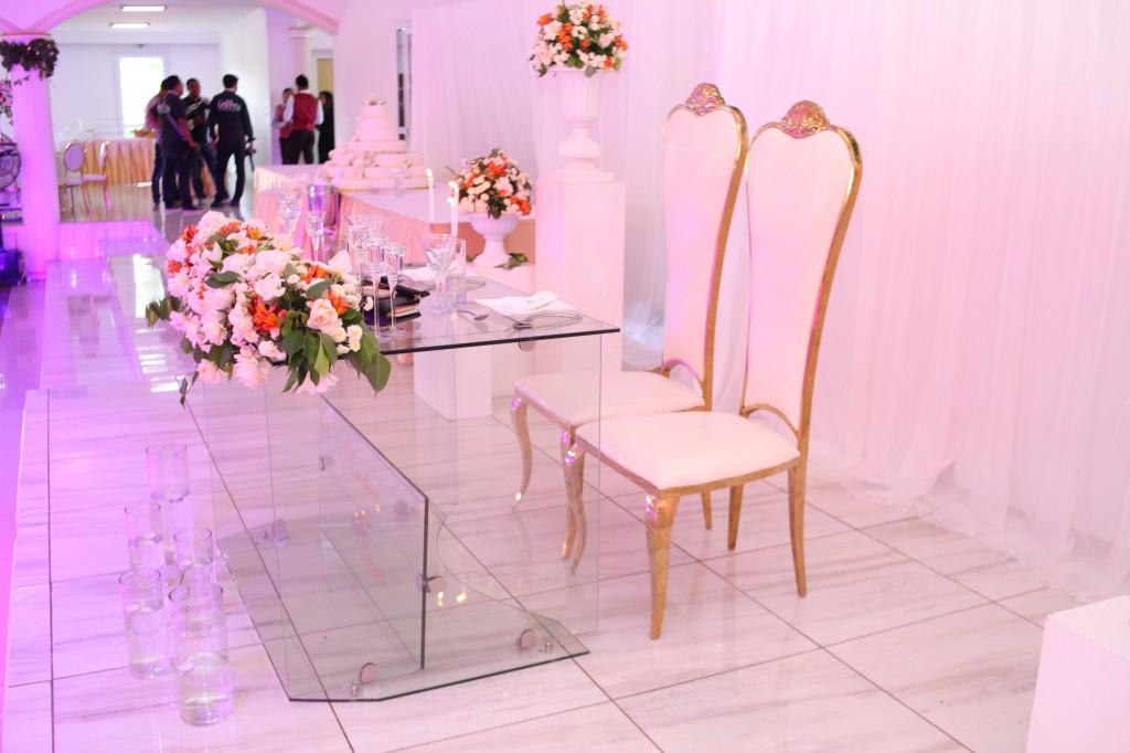 décoration salle de récéption mariage Colonnades Mamitiana & Tatiana (13)