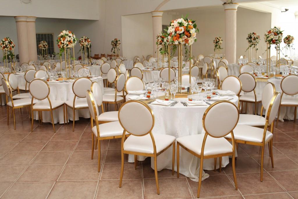 décoration salle de récéption mariage Colonnades Mamitiana & Tatiana (3)