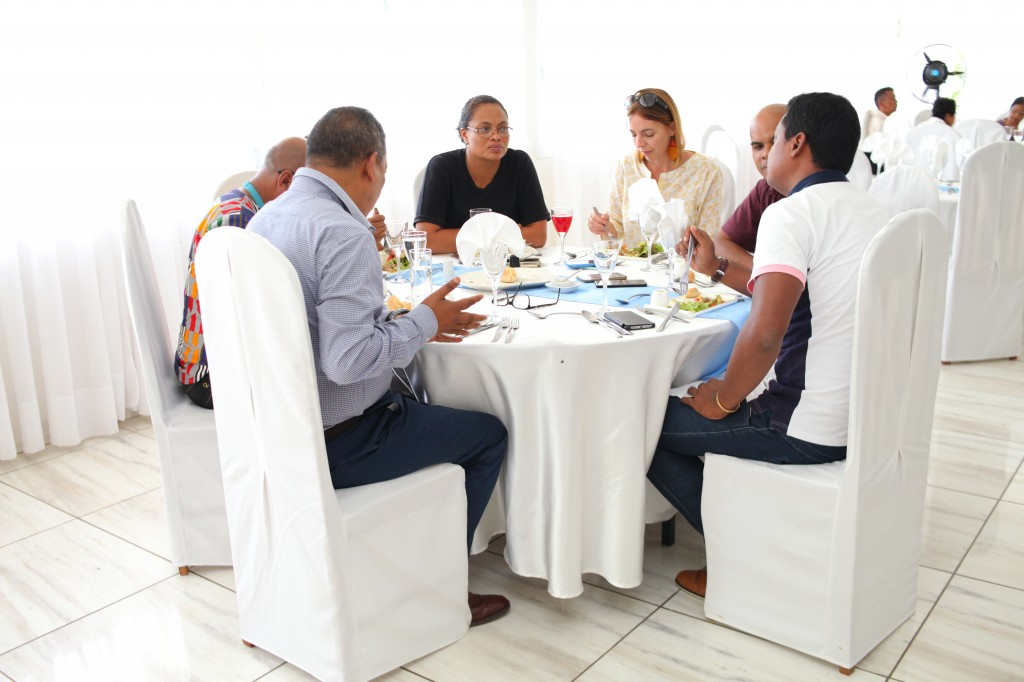 Déjeuner-Atelier CI SRMNIA-N UNICEF Madagascar-espace-Les Colonnades-Antananarivo-Janvier-2020 (4)