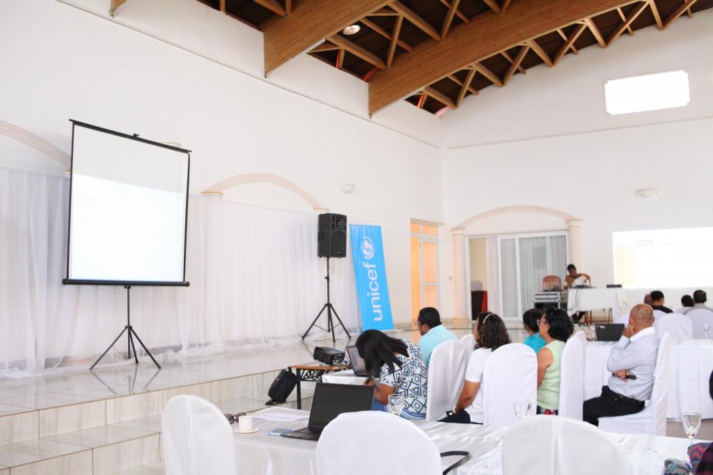 Groupe de travail-Atelier CI SRMNIA-N UNICEF Madagascar-espace-Les Colonnades-Antananarivo-Janvier-2020 (4)