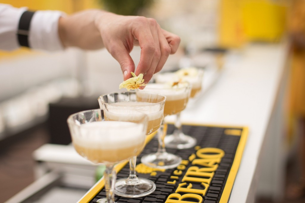 bar cocktail mariage